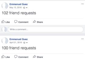 seul avec facebook / alone with facebook