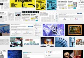 [parution] F.A.(A.)Q. sur les machines d'écritures Facebook, Twitter and co (art et identité partie #1)