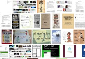 [colloque] Reading Club – Chercher le Texte manifestation internationale de littérature numérique – BPI Beaubourg – 23 sept 13