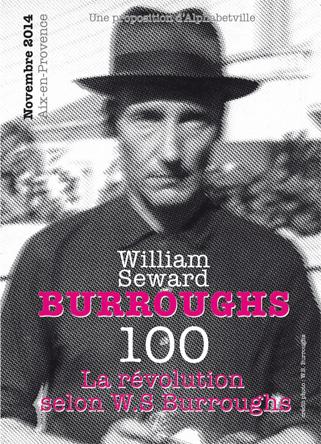 william burroughs 100