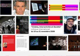 [conférence] Les machines mémorielles du théâtre – Biennale de l'interactivité – Poitiers – 19 nov 10