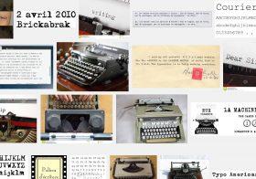 [conférence] Des effets des machines d'écritures – EMA Fructidor – Chalon