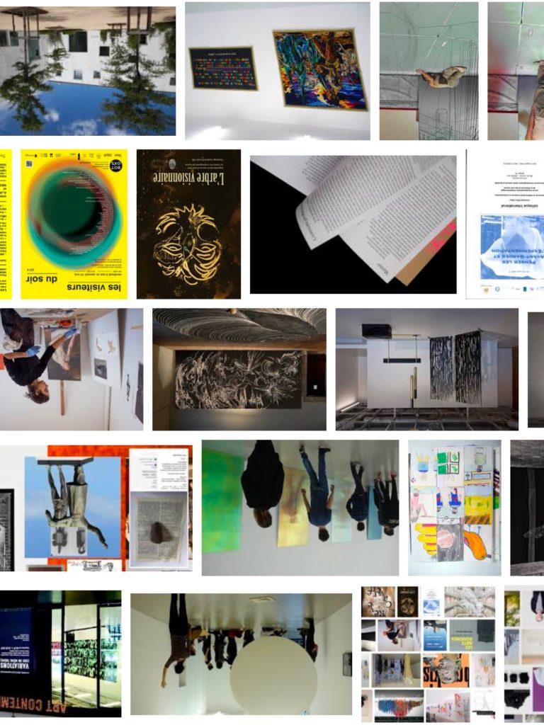 expérimentation transdisciplinaire en art contemporain